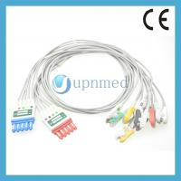 Quality M1602A and M1976A Philips 10 lead wires, connect with M1949A ECG trunk cable for sale
