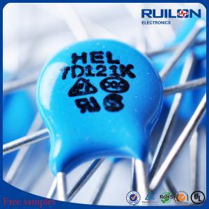 Quality Ruilon 07D Series Through Hole Metal Oxide Varistors MOV for sale