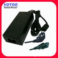 Quality 5.5mm 2.5mm DC Plug CCTV Power Adapter / 12V 6A External Power Supply for sale