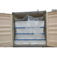 Quality 20FT Top Zipper PE Film bulk container liner for sale