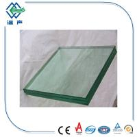 Coloured Decorative Laminated Glass Panels with PVB interlayer safety glass