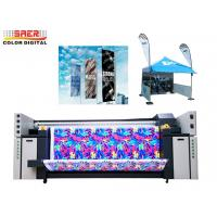Quality Factory price Voltage 380V Continuous Inkjet Printer Flag Printing System 6500W Gross Power for sale