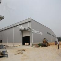 Quality Steel Structure Hangar Warehouse Building with Best Design and best price for sale