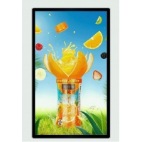 Quality Advertising Multimedia 60 Inch Touch Screen Kiosk Digital Information Kiosk Wall Mounted for sale
