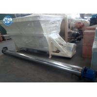 Quality Ss Industrial Screw Conveyors Screw Conveyor Machine For Food Chemical Area for sale