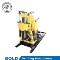 Quality High rotating speed multi-usage minneral and water well drilling rig for sale