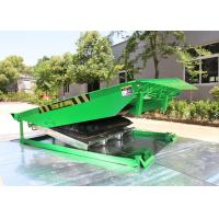 Quality Single Phase Loading Dock Levelers Low Pressure For Airbag Lifting for sale