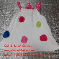 e7060225f Quality Summer Used Kids Clothes Second Hand Baby Clothes Cotton Material  for sale