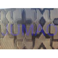 Buy With Customized Images Glass Metal Glass Wire Mesh Fabric Used In Glass Industry at wholesale prices