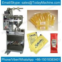 Quality Small scale automatic vertical honey packing machine price for small family business for sale