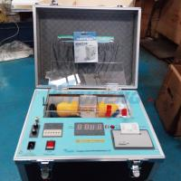Quality High Efficiency IEC156 Portable Transformer Oil BDV Tester for Sale for sale