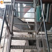 Quality step/outdoor stair tred steel grating for sale
