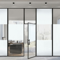 Quality PDLC Switchable Smart Laminated Glass Polyvision Privacy Glass Electric for sale