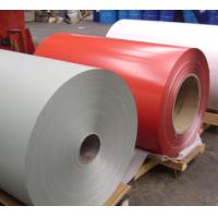 Quality RAL Painted Aluminium Coil Supplied Directly By Factory With Prompt Delivery for sale