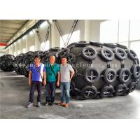 Quality ISO 17357 Standard Natural Rubber Boat Fenders With High Buoyancy for sale