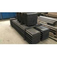 Quality Length 3m Dia 70mm Casting Rock Drill Rods / Pipe For Geological Drilling for sale