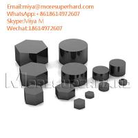 Quality self supported PCD die blanks for wire drawing miya@moresuperhard.com for sale