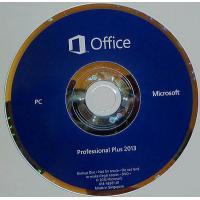 Quality Online Activation Office Professional 2013 Product Key Card , MS Office Pro Plus 2013 for sale
