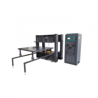 Quality 5000KN reinforced concrete manhole cover compression testing machine for sale