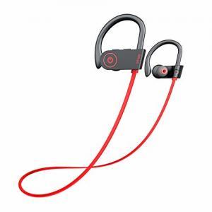 Bluetooth Headphones Wireless Earbuds IPX7 Waterproof Sports Earphones Mic HD Stereo Sweatproof in-Ear Earbuds