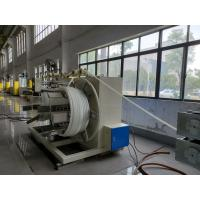China AF-63 HDPE Pipe Extrusion Production Line, Plastic Pipe Extrusion Machine on sale