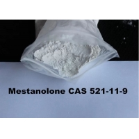 Quality White Color Cutting Cycle Steroids Powder Mestanolone CAS 521-11-9 High Purity for sale