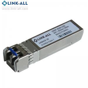 Quality 10GB Ethernet 10g 850nm 300m sfp optical multimode SFP Transceiver for sale