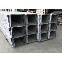 China 304 316l 321 310s 410 430 U Channel Stainless Steel , Stainless Steel Angle Bar on sale