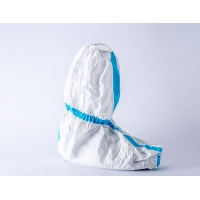 Buy cheap Disposable Protectively Personal Medical Protective Shoe Cover For Medical Use from wholesalers