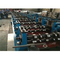 Aluminium Plank Metal Sheet Forming Machine 8-15m/min 16row Rollers Chain Driving