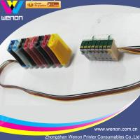 Quality 8 color printer ciss for Epson R1900 continuous ciss ink system with chip for sale