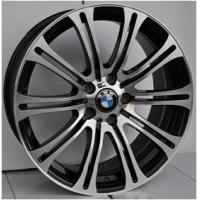 China Car Aluminum Alloy wheel alloy rims 18 inch 120(mm)PCD,gun grey machined face on sale