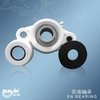 Buy cheap SSBFL205-16 Plastic Pillow Block Bearings With Cover And Oil Seal from wholesalers
