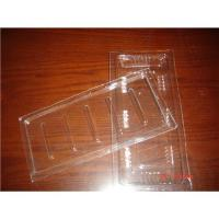 Quality Disposable Clear BOPS Blister Plastic Packing Container for sale