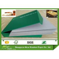 Book Cover Binding Material : Uncoated mm grey chipboard book binding cardboard for