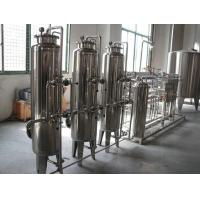 Quality Reverse Osmosis Drinking Water System Stainless Steel New Condition for sale