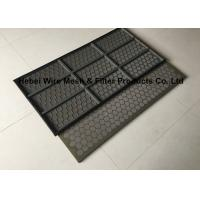 China SUS304 Shale Shaker Screen Suppliers , Oil Vibrating Sieving Mesh Screen on sale