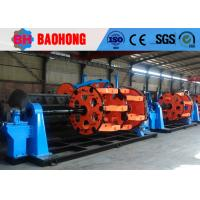 Quality Signal Cable Laying Up Machine Multi Core Back Twist Planetary And Sun Type for sale