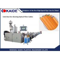 Quality PLB Duct Pipe Extrusion Machine Microduct For Protecting Optical Fibre Cables for sale