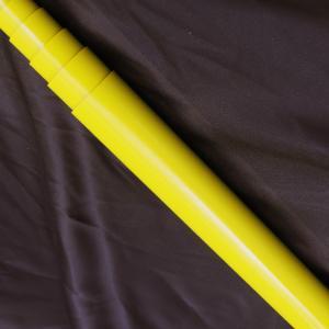 Quality High Rigidity Twill Silver Fiberglass Round Tube U Bentand Stick Insulator for sale