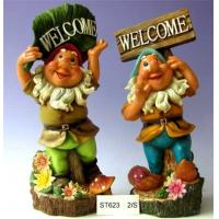 Quality Polyresin Dwarf, Eidolon, Gnome Statue for sale