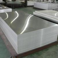 Quality H116 / H321 Temper Marine Grade Aluminium Plate 10mm Thick Max 2280mm Width for sale