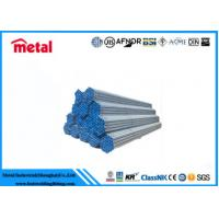 Quality DN100 Q345 Hot Dip Galvanized Steel Pipe , Sch120 Seamless Carbon Steel Pipe for sale