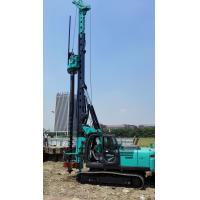Buy cheap TYSIM KR80M Multi functional Piling Rig Machine Construction 12m Continue Flight Auger Depth from wholesalers