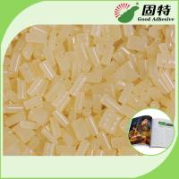 Quality Good Flow Ability and Bonding Strength and Less Odor Hot Melt Adhesive for Bookbinding for sale