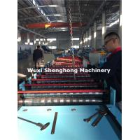 Quality Metal Sheet Roof Roll Forming Machine , Corrugated Roll Forming Machine for sale