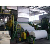 Quality The type 1575 Tissue paper machine / nissan 3-5 tons 1575mm toilet paper machine for sale