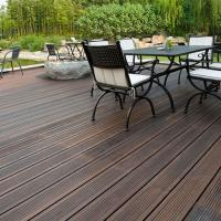 Buy cheap High Density Bamboo Floor Thickness 100% Natural Bamboo Material from wholesalers