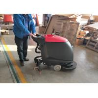 Quality Hand Push Commercial Floor Cleaning Equipment Dryer Not For Carpet for sale