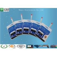 Round One Button Membrane Switch NFC And Bluetooth Wireless Payment System